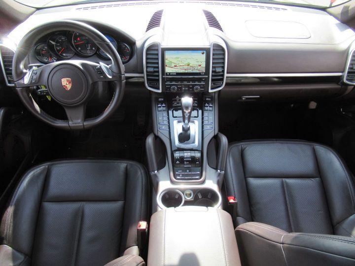 Porsche Cayenne (958) 3.0 V6 245CH TIPTRONIC Marron - 8