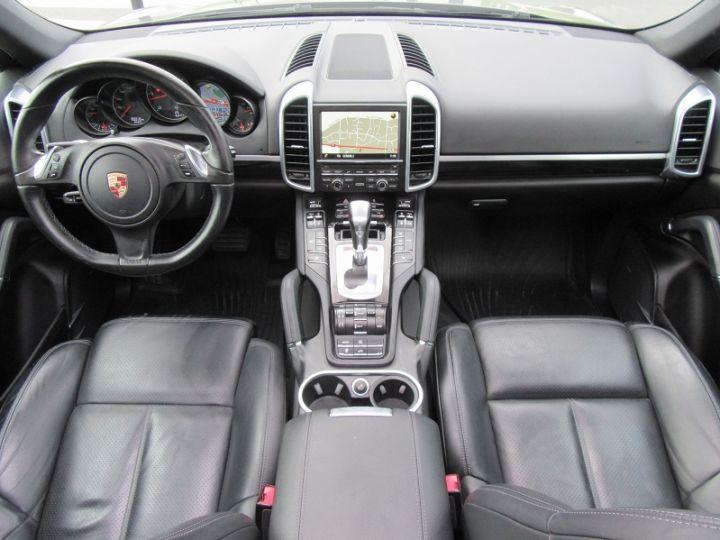 Porsche Cayenne 958 3.0L V6 TDI 245CH GRIS FONCE Occasion - 9