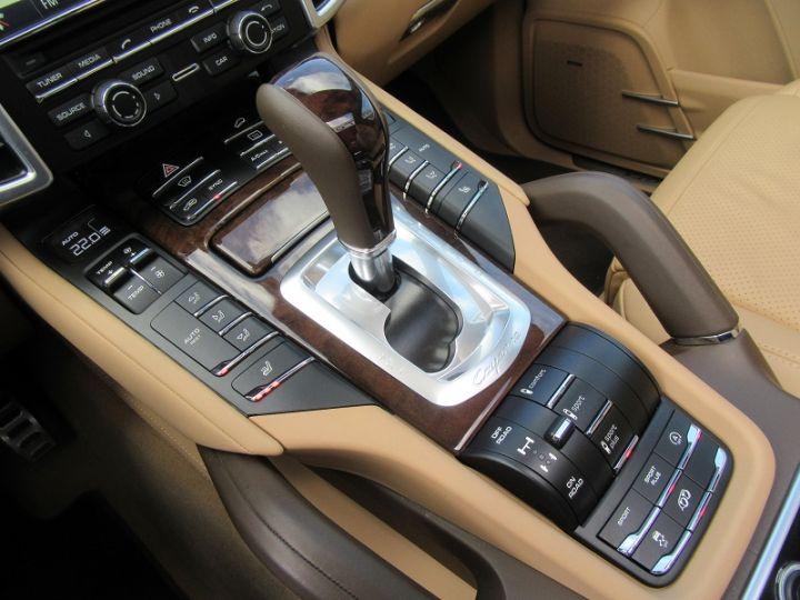 Porsche Cayenne (958) 3.6 440CH TIPTRONIC 8 Brun Mahagoni Occasion - 13