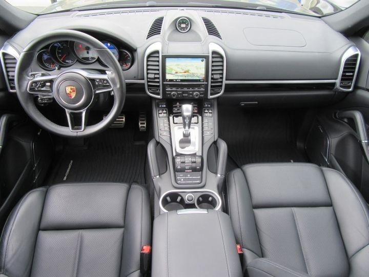 Porsche Cayenne (958) 4.2 385CH DIESEL Gris Fonce Occasion - 8