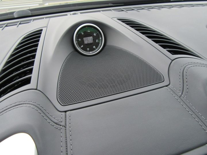 Porsche Cayenne (958) 4.2 385CH DIESEL Gris Fonce Occasion - 12