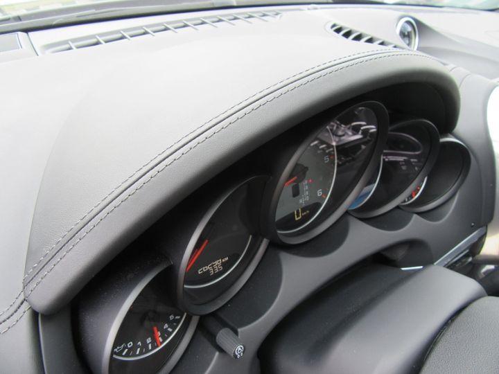 Porsche Cayenne (958) 4.2 385CH DIESEL Gris Fonce Occasion - 15