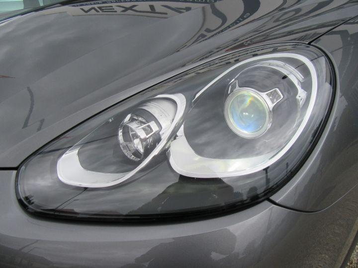 Porsche Cayenne (958) 4.2 385CH DIESEL Gris Fonce Occasion - 20