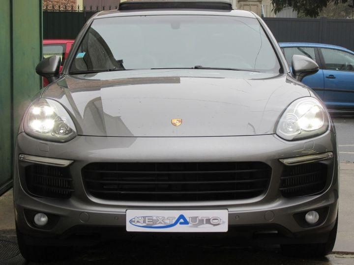 Porsche Cayenne 958 4.2L 385CH S DIESEL GRIS FONCE Occasion - 6