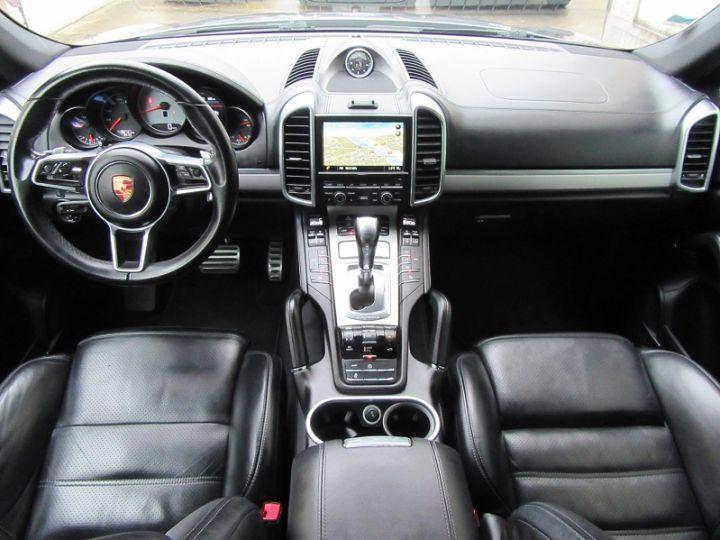 Porsche Cayenne 958 4.2L 385CH S DIESEL GRIS FONCE Occasion - 8