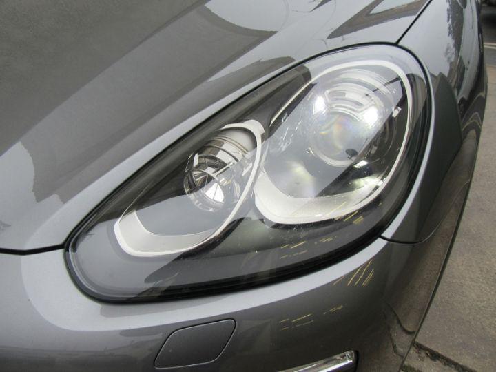 Porsche Cayenne 958 4.2L 385CH S DIESEL GRIS FONCE Occasion - 11