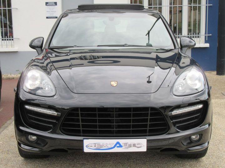Porsche Cayenne (958) 4.8L 420CH TIPTRONIC Noir - 6