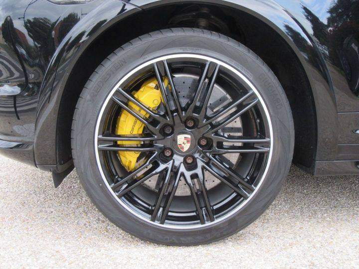 Porsche Cayenne (958) 4.8L 420CH TIPTRONIC Noir - 11