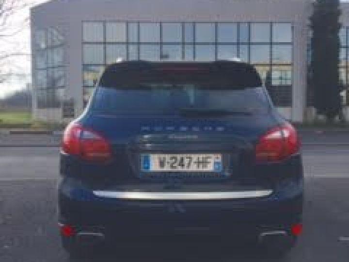 Porsche Cayenne Bleu nuit Metal  Occasion - 4
