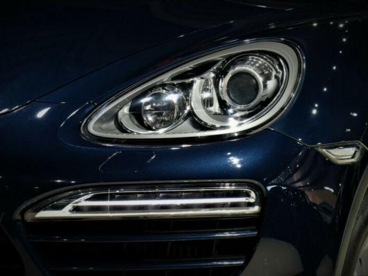 Porsche Cayenne *BOSE*NAVI*XENON* Bleu Peinture métallisée - 5