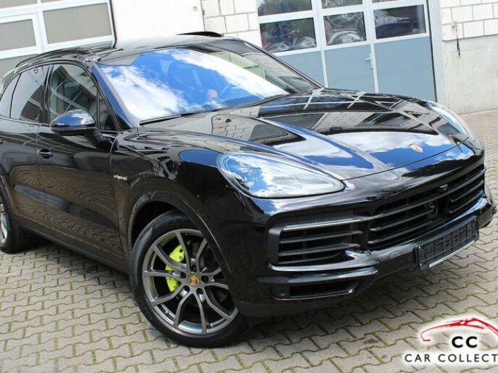 Porsche Cayenne Cayenne E-Hybrid * Approuvé noir - 1