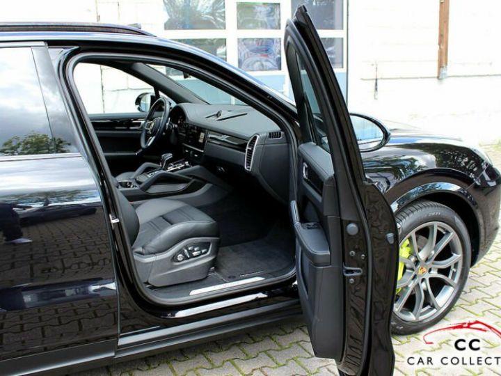 Porsche Cayenne Cayenne E-Hybrid * Approuvé noir - 9