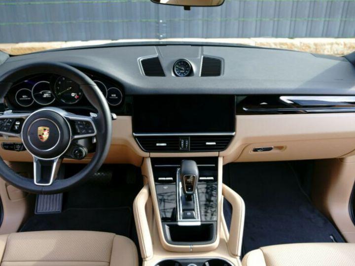 Porsche Cayenne Cayenne E-Hybrid Coupé  cuir beige - 7