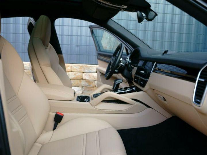 Porsche Cayenne Cayenne E-Hybrid Coupé  cuir beige - 8