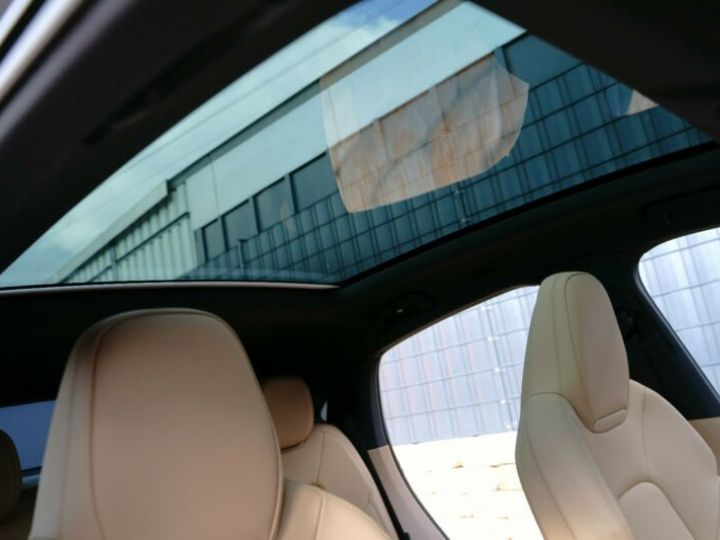 Porsche Cayenne Cayenne E-Hybrid Coupé  cuir beige - 11