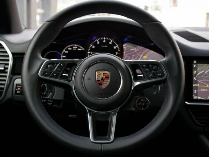 Porsche Cayenne CAYENNE E HYBRIDE 462CV GRIS QUARTZ Occasion - 7