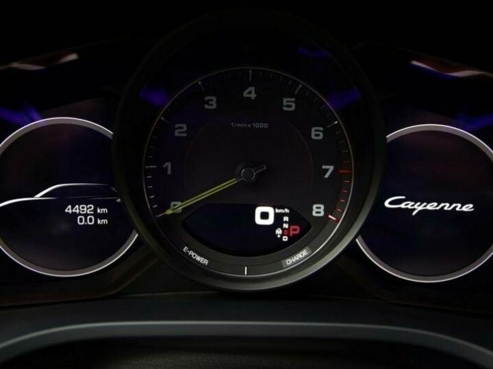 Porsche Cayenne CAYENNE E HYBRIDE 462CV GRIS QUARTZ Occasion - 8