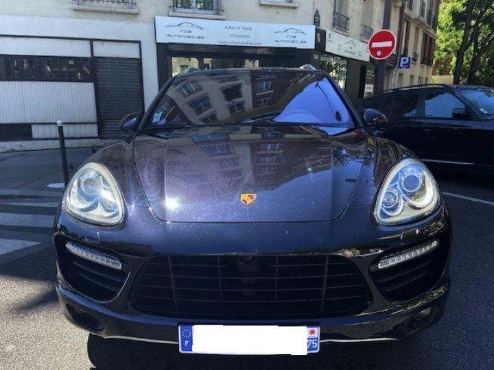 Porsche Cayenne CAYENNE TURBO II 500CV Noir - 2
