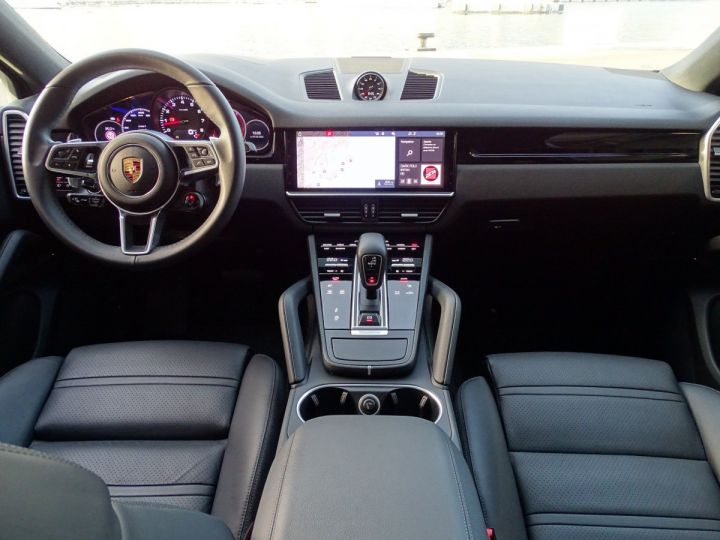 Porsche Cayenne COUPE 3.0 340 CV - MONACO Blanc Métal - 7
