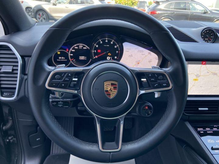 Porsche Cayenne COUPE 3.2 V6 340ch TIPTRONIC GRIS FONCE - 19