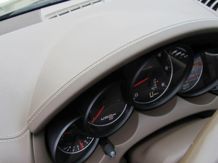 Porsche Cayenne DIESEL (958) 3.0L V6 245CH TIPTRONIC Terre D'ombre Occasion - 12