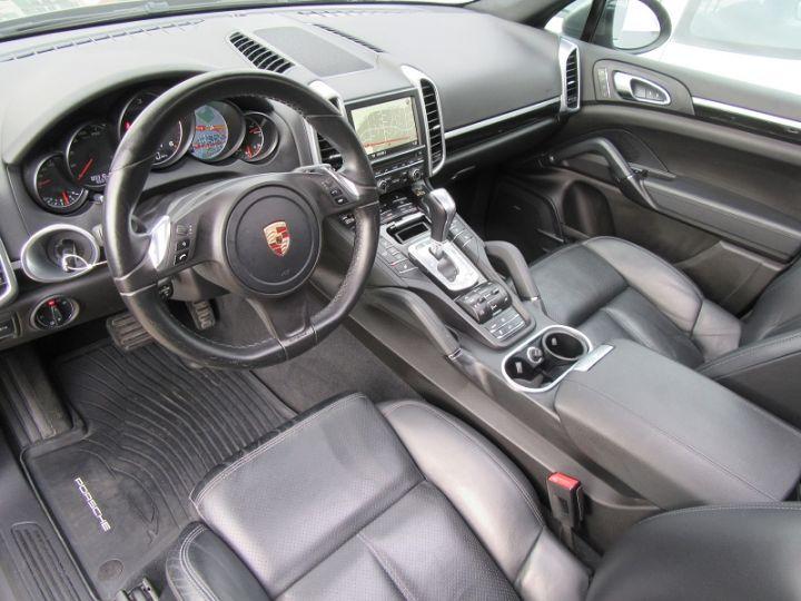 Porsche Cayenne DIESEL (958) 3.0L V6 TDI 245CH Gris Fonce Occasion - 2