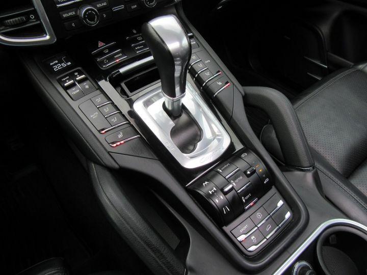 Porsche Cayenne DIESEL (958) 3.0L V6 TDI 245CH Gris Fonce Occasion - 11