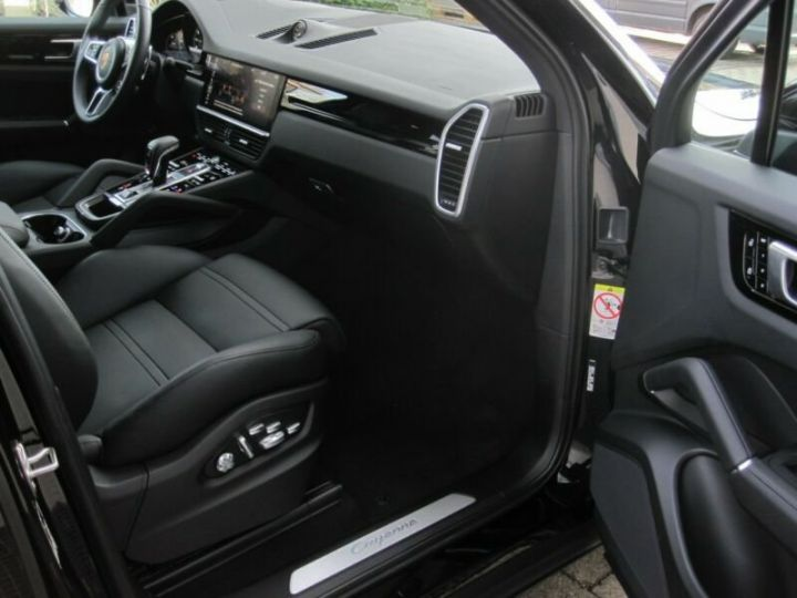 Porsche Cayenne E-HYBRID  NOIR PEINTURE METALISE  Occasion - 7