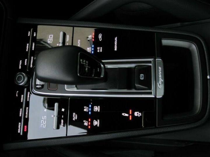 Porsche Cayenne E-HYBRID  NOIR PEINTURE METALISE  Occasion - 9