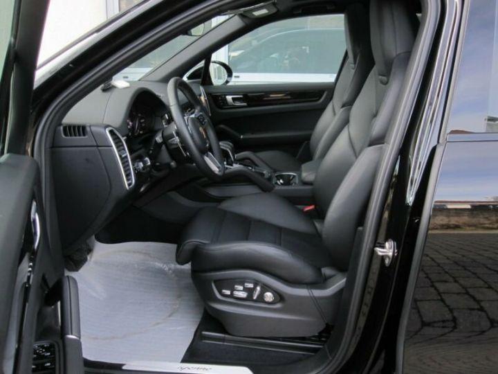 Porsche Cayenne E-HYBRID  NOIR PEINTURE METALISE  Occasion - 10