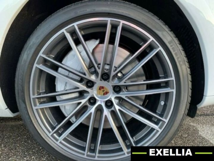 Porsche Cayenne E-HYBRID  BLANC PEINTURE METALISE  Occasion - 4