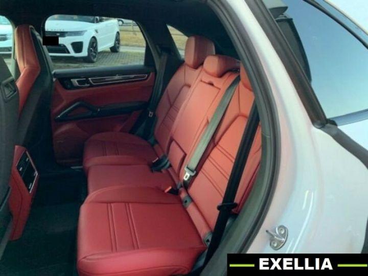 Porsche Cayenne E-HYBRID  BLANC PEINTURE METALISE  Occasion - 7
