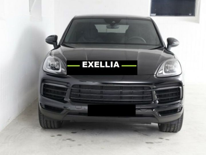 Porsche Cayenne E-HYBRID COUPE  NOIR PEINTURE METALISE  Occasion - 3