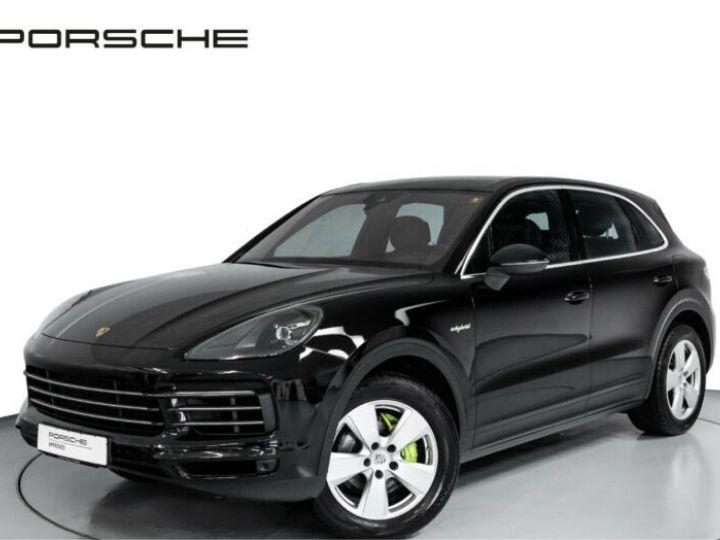Porsche Cayenne #  E-Hybrid Tiptronic  # Carte Grise et livraison à domicile Offert #  Noir - 1