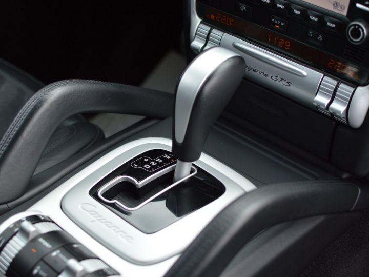 Porsche Cayenne GTS 957 V8 4.8 405ch Tiptronic Blanc - 10