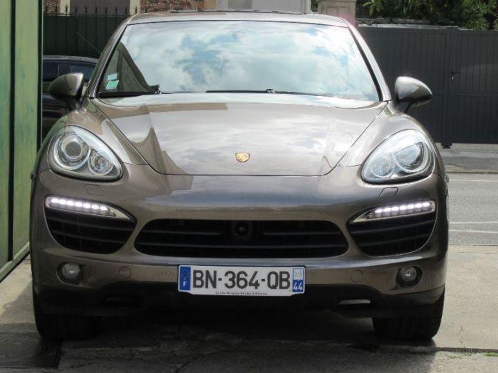 Porsche Cayenne HYBRID TERRE DOMBRE Occasion - 15