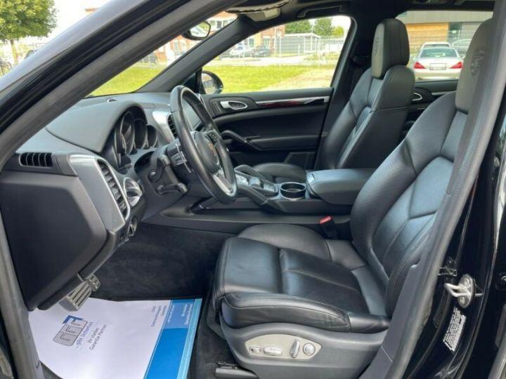 Porsche Cayenne Hybride Noir métallisée  - 10