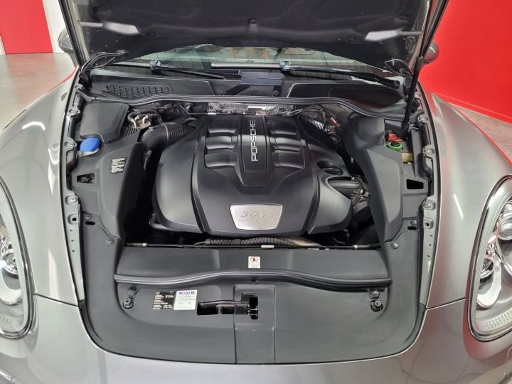 Porsche Cayenne II 3.0 V6 TDI 245 TIPTRONIC Gris - 5