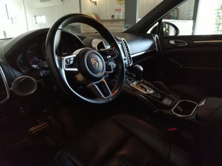 Porsche Cayenne II 3.0D 262 CV PDK Noir - 6