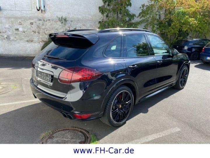 Porsche Cayenne II (958) GTS V8 4,8 420cv *Toit Pano* Porsche Approved* Livraison et Garantie Noir métallisé - 2