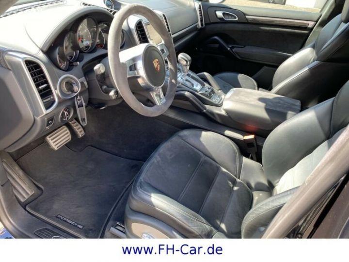 Porsche Cayenne II (958) GTS V8 4,8 420cv *Toit Pano* Porsche Approved* Livraison et Garantie Noir métallisé - 3