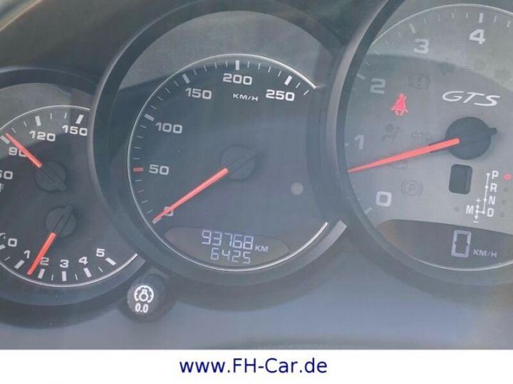 Porsche Cayenne II (958) GTS V8 4,8 420cv *Toit Pano* Porsche Approved* Livraison et Garantie Noir métallisé - 4
