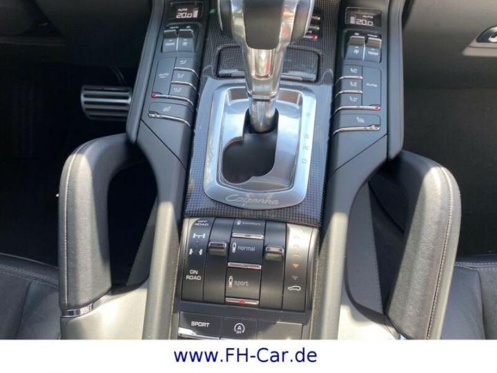Porsche Cayenne II (958) GTS V8 4,8 420cv *Toit Pano* Porsche Approved* Livraison et Garantie Noir métallisé - 5