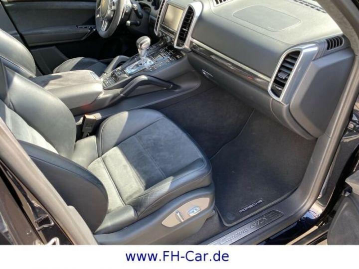 Porsche Cayenne II (958) GTS V8 4,8 420cv *Toit Pano* Porsche Approved* Livraison et Garantie Noir métallisé - 6