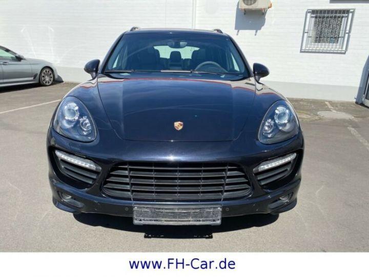 Porsche Cayenne II (958) GTS V8 4,8 420cv *Toit Pano* Porsche Approved* Livraison et Garantie Noir métallisé - 9