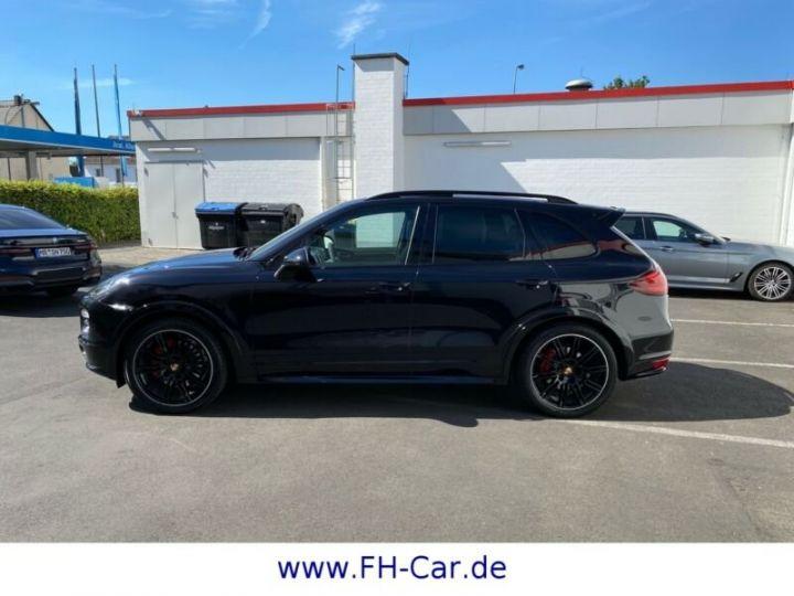 Porsche Cayenne II (958) GTS V8 4,8 420cv *Toit Pano* Porsche Approved* Livraison et Garantie Noir métallisé - 10
