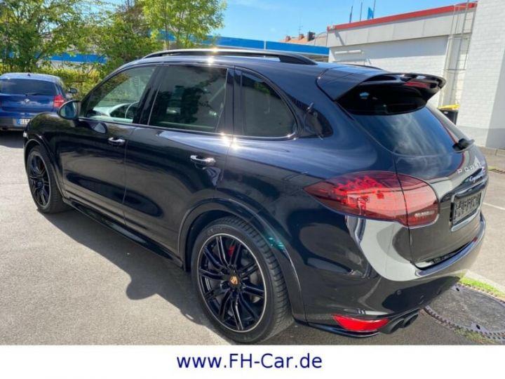 Porsche Cayenne II (958) GTS V8 4,8 420cv *Toit Pano* Porsche Approved* Livraison et Garantie Noir métallisé - 11