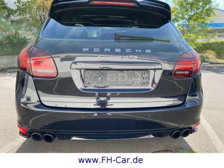 Porsche Cayenne II (958) GTS V8 4,8 420cv *Toit Pano* Porsche Approved* Livraison et Garantie Noir métallisé - 14