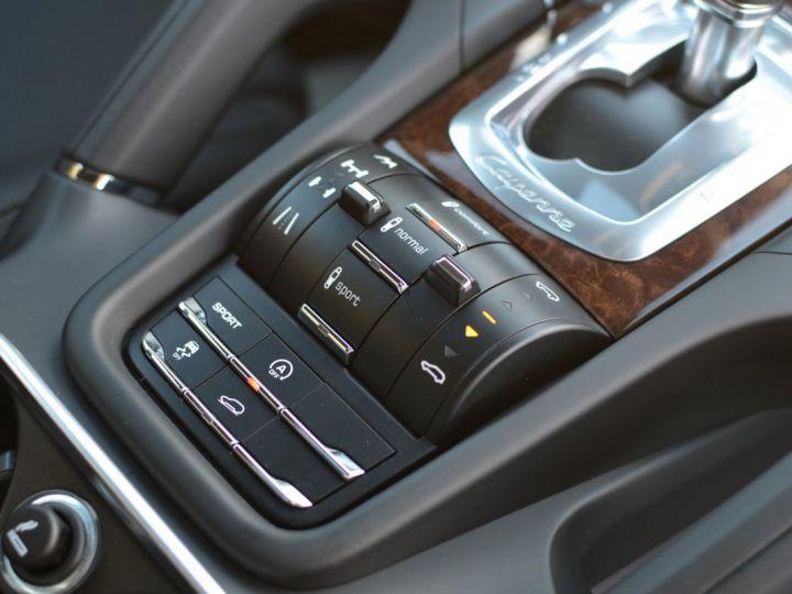 Porsche Cayenne II S 958 4.8l V8 400ch TIPTRONIC VERITABLE 1ERE MAIN SEULEMENT 15000KMS D'ORIGINE NOIR - 10