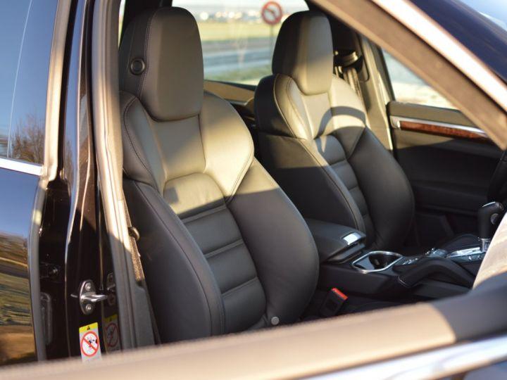 Porsche Cayenne II S 958 4.8l V8 400ch TIPTRONIC VERITABLE 1ERE MAIN SEULEMENT 15000KMS D'ORIGINE NOIR - 13